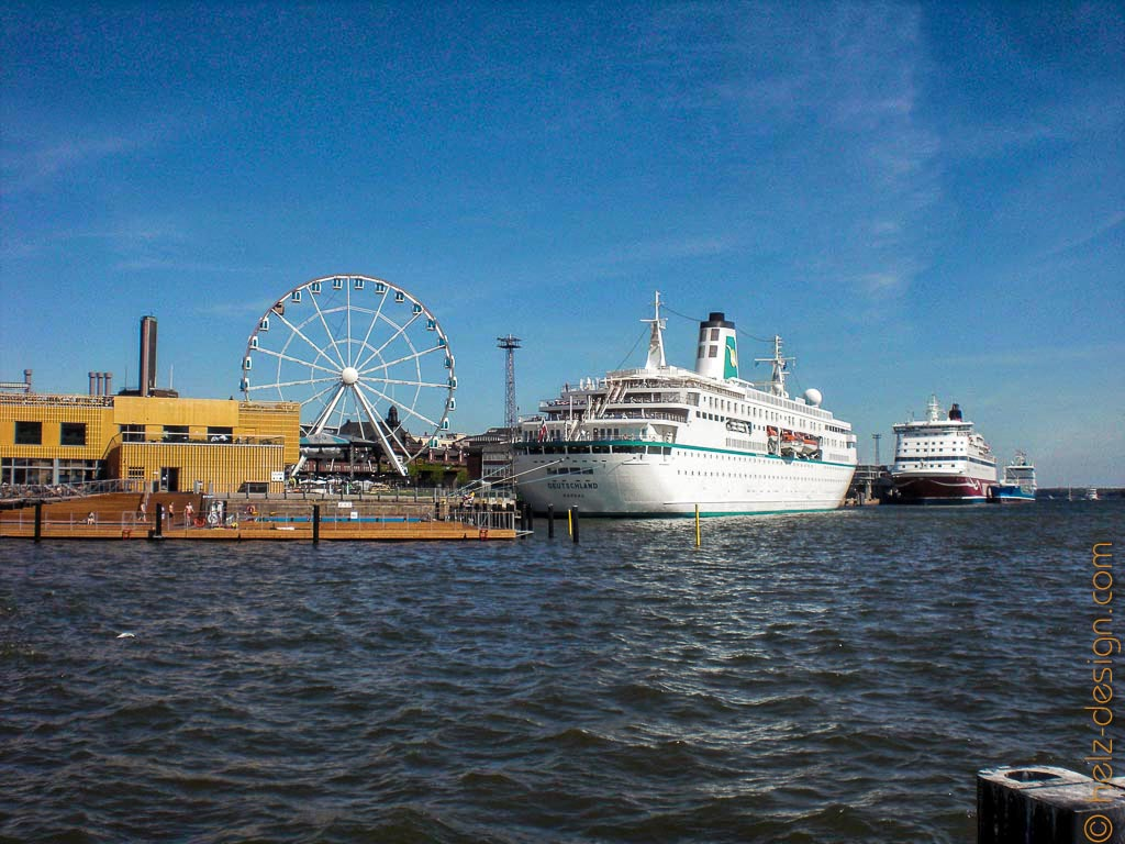 Sky wheel - MS Europa – Viking Line