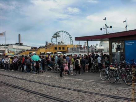Auf zur Suomenlinna?